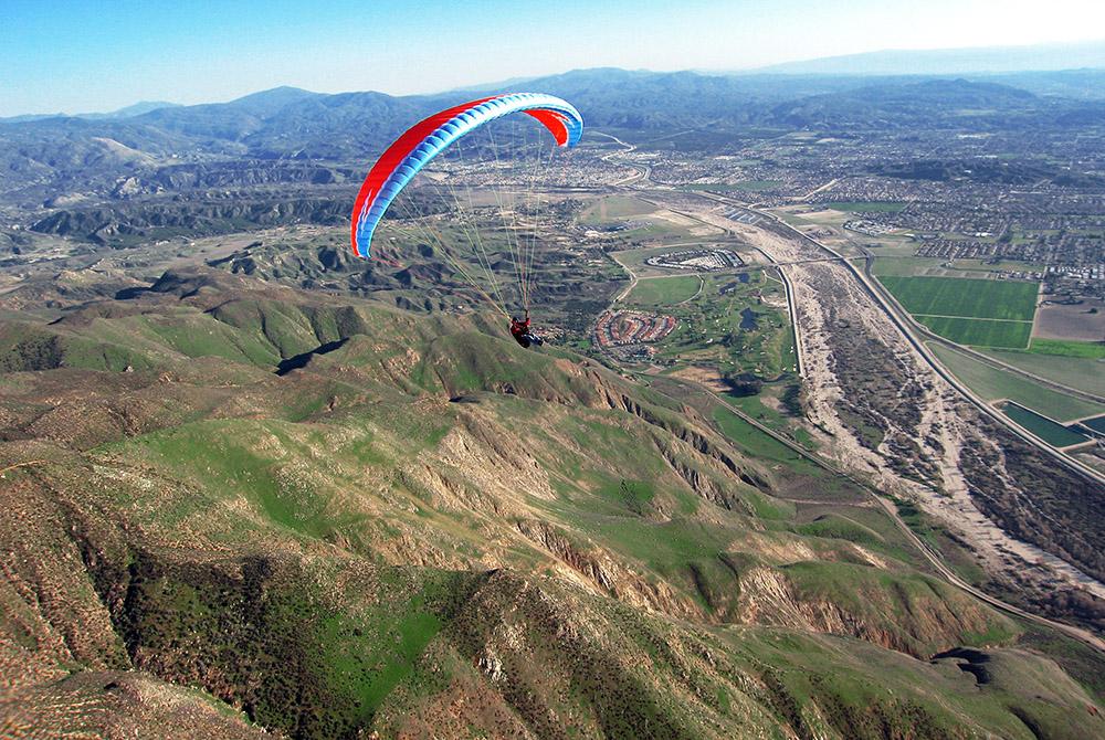 Paramotor Training | Aerial Antics Southern California